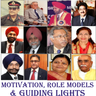 Motivation, Role models, Guiding lights Indian Skills Development Council