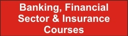Banking, Financial Sector & Insurance Courses image